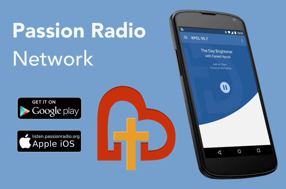 Passion Radio in your pocket